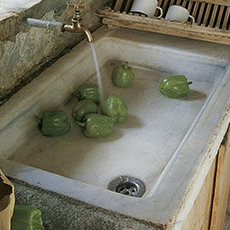 Marble Trough 12